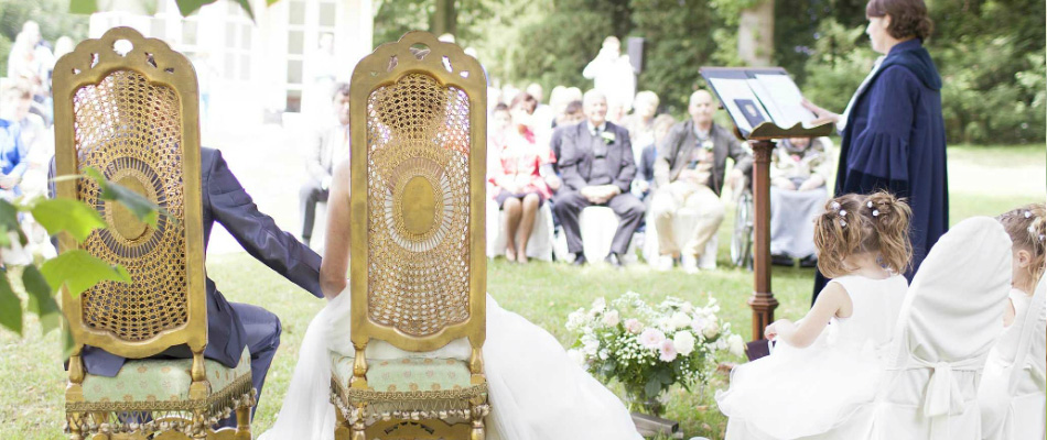 Bruiloften op Kasteel Hoekelum