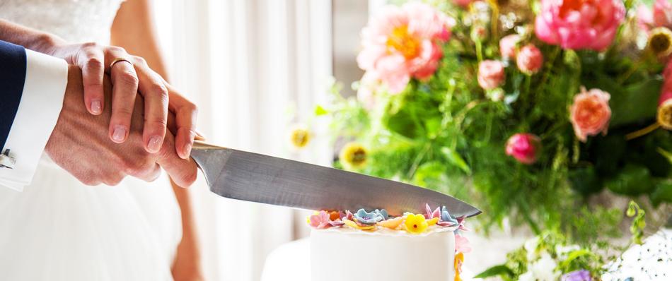 Het menu voor uw trouwdag